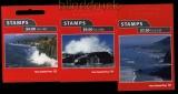 Neuseeland Mi # 2010, 2011 und 2011 in postfrischen Markenheftchen (31029)