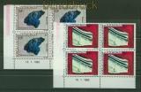 Neukaledonien 4 x Mi # 685/86 Mineralien postfrisch (34757)