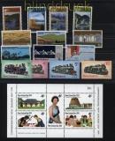 Neuseeland Mi # 593/96, 597/602 und 603/06 postfrisch (33108)