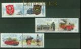 Tonga Mi # 1280/85 Feuerwehr und Polizeischutz postfrisch (42101)