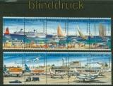 Bahamas Mi # 653/62 Flugzeuge und Schiffe postfrisch (34868)
