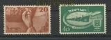 Israel Mi # 30/31 postfrisch ohne Tabs (24598)
