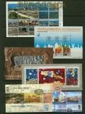 Israel kleines Lot von postfrischen Blöcken und Zusammendrucken (34578)