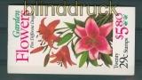 USA MH Mi # 172 Garden Flowers postfrisch (26306)
