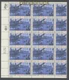 USA Mi # 1109/12 postfrischer kplt. Zdr.-Bogen 200 Jahre Unabhängigkeit (43438)