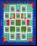 Kanada Mi # 1576 Kanada-Tag 1996 postfrischer Folienbogen (41967)