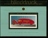 Kanada Mi # Block 17 Historische Fahrzeuge postfrisch (41968)