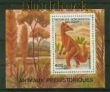 Madagaskar Mi # Block 102 Prähistorische Tiere postfrisch (41395)