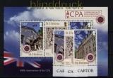 St. Helena Mi # 1154/56 100 Jahre Commonwealth Parliamentary Association postfrisch  (30773)