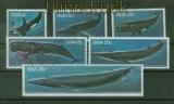 Namibia Mi # 467/71 Wale postfrisch (41396)