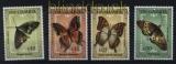 Gambia 2011 Schmetterlinge postfrisch (31080)
