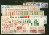 Chile ex Mi # 650/51 bis 826/29 per 4 postfrisch (35048)
