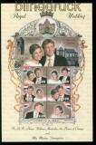 Guyana Mi # 7342/47 Hochzeit Kronprinz Willem Alexander postfrischer Kleinbogen (35545)