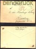 Marineschiffspost  No 175 1.11.18 SMS Solingen (10637)