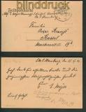 Marine-Schiffspost  MSP # 41 SMS Hamburg 16.12.1914 (25508)