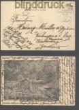 MSP # 67 Dampfer Silvia Boxeraufstand Feldpost 8.8.1901 (43749)