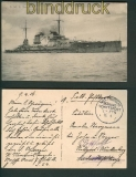Marine-Schiffspost MSP # 179 VII Torpedoboots-Flottille 1916 (25509)