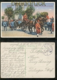 MSP # 14 SMS Dampfer General farb-AK Constantinople 18.4.1916 (43716)