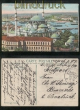 MSP # 29 SMS Schlachtkreuzer Goeben farb-AK farb-AK Constantinople 18.10.1914 (43726)