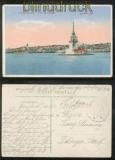 MSP # 29 SMS Schlachtkreuzer Goeben farb-AK farb-AK Constantinople 27.8.1915 (43727)