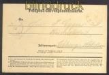 Norddeutscher Bund Feldpost-Correspondenzkarte 27.10.1870 (45731)