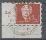 DDR Mi #  254 gestempelt 2 DM Wilhelm Pieck mit Druckerzeichen (45666)