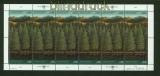 UNO Genf Mi # 165/66 im Zusammendruckbogen postfrisch Rettet den Wald (34895)