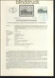 Österreich Mi # 1082 Erläuterungsblätter Unterschriften Entwerfer und Ste(45782)
