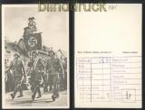 dt. Reich sw-Foto-AK SS-Leibstandarte Adolf Hitler München (46884)