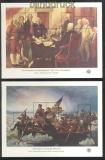 USA Mi # Block 12 bis 15 postfrisch 200 Jahre Unabhängigkeit (47045)