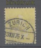 Schweiz Mi #   31 gestempelt Sitzende Helvetia (47249)