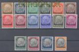 dt. Besetzung 2. WK Lothingen Mi # 1/16 postfrisch Aufdrucksatz (47896)
