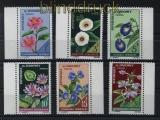 Dahomey-Benin Mi # 298303 postfrisch Blumen (34038)