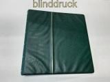 Krause 1 grüner Ringbinder leer passend für Lindner gebraucht (48382)