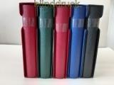 Krause 5 Ringbinder mit Kassette und 172 Visir-Einsteckblätter  (48383)