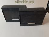 Hawid zwei schwarze leere Kassetten  (49578)