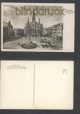 Reichenberg sw-AK A.-H-Platz mit Rathaus ungebraucht (d8261)