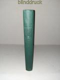 Lindner grüner Ringbinder mit 17 Hüllen für Briefe und Marken gebraucht (50501)
