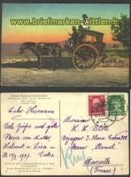 Indische Post farb-AK Basler Missions-Gesellscha(d1411)