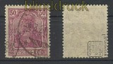 dt. Reich Mi # 146 I gestempelt geprüft Infla (22120)
