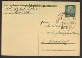 Dt. Reich GSK SSt. Ober Schreiberhau 9.12.1937 (22180)