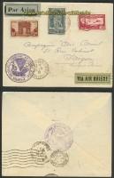 Frankreich Beleg Kolonialausstellung 1931 (21645)