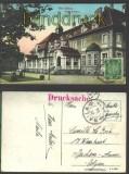 Bad Steben farb-AK Neues Kurhaus 1925  (d2032)