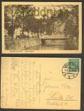 Baden-Baden sw-AK Kaiserallee 1925 (d3075)