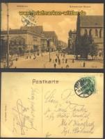 Breslau sw-AK Schweidnitzer Strasse 1909 (d2200)