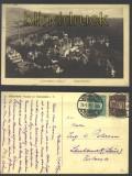 Falkenstein sw-AK Offiziersheim Taunus 1921 (d2332)