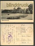 Stralsund sw-Foto-AK Hindenburgufer 1944 (d3037)