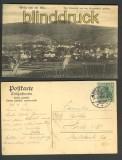 Bad Neuenahr sw-AKvon der Victoriahöhe gesehen (d3394)