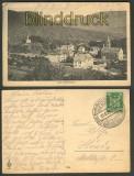 Bad Bertrich sw-AK Totalansicht 1924 (d3398)