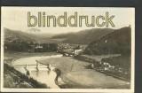Bad Nassau sw-Foto-AK Panorama 1930  (d3400)